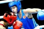 Олимпиада 2012: Россиянка Очигава уступила в финале по боксу, но взяла серебро