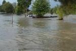 Наводнение в Новомихайловском: реальная обстановка 2012 года