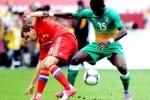 Россия сыграла вничью с Кот-д'Ивуаром