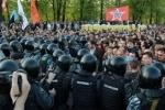 Колокольцев обвинил в давке на Болотной площади 6 мая организаторов митинга