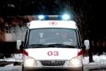 В Петербурге «скорая» врезалась в полицейских и уехала