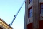 Пожар в Университете технологии и дизайна «положил» многие сайты в Петербурге