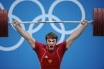 Олимпиада 2012: Апти Аухадов принес России серебро в штанге