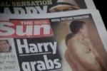 Фото принца Гарри, раздетого в Лас-Вегасе, продают очевидцы