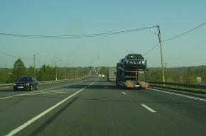 За проезд по трассе «Скандинавия» будут брать плату