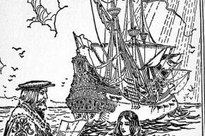 В Океании нашли корабль корсаров с сокровищами