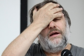 Славой Жижек: протесты, fuck, капитализм, fuck, либералы, fuck