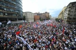 «Марш миллионов» пройдет по маршруту «Единой России»