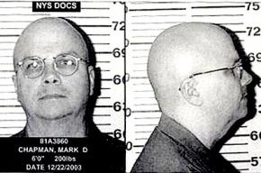 Убийце Леннона в седьмой раз отказали в освобождении