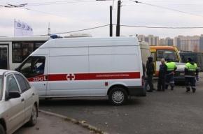 В Петербурге при неустановленных обстоятельствах погиб полицейский