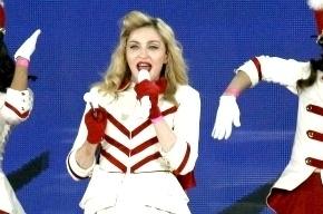 Петербуржцы хотят посадить Мадонну за топтание на кресте