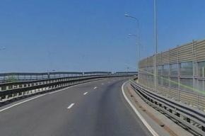 Три магистрали Петербурга стали односторонними из-за пробок