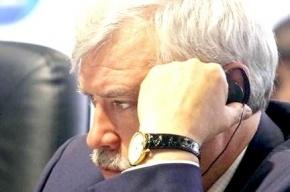 Полтавченко заявил, что Ленобласть слишком бедна, чтобы объединяться с Петербургом