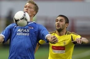 Футболисты «Анжи», оскорбленные московскими болельщиками, хотят играть домашние матчи в Европе