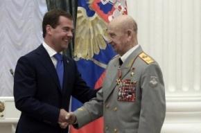 На 102-м году жизни скончался старейший маршал СССР