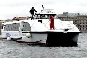 В Петербурге перестали ходить аквабусы – никто не знает почему
