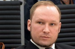 Суд Норвегии признал Брейвика вменяемым, он отправляется в тюрьму на 21 год