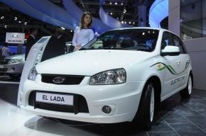 АвтоВАЗ представил электромобиль Lada Ellada (смотреть)