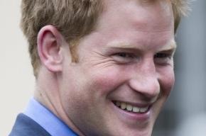 Голый принц Гарри «завел» весь интернет
