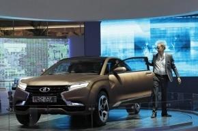 АвтоВАЗ представил новый кроссовер Lada Xray (смотреть)