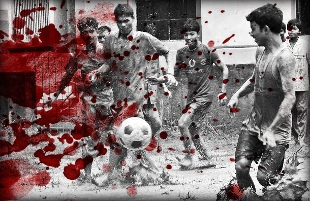 Кровавый футбол разворошил «осиное гнездо» - заселенный гастарбайтерами дом