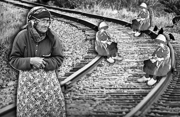 От бабушки ушли: новые подробности про сбитых поездом тройняшек