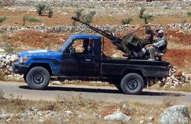 В Сирии повстанцы утверждают, что застрелили российского генерала