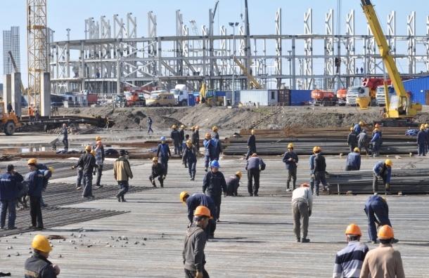 Счетная палата заявила о возможном срыве церемонии открытия Олимпиады-2014