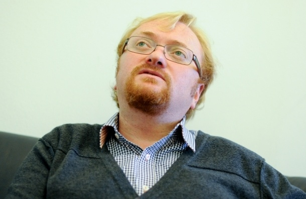 Депутат Виталий Милонов: «Я грешный человек»