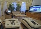 Путин смотрит дзюдо: Фоторепортаж