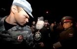 Фоторепортаж: «Митинг в Митино против мечети (смотреть)»