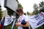 Фоторепортаж: «Марш миллионов 15 сентября 2012 в Москве »
