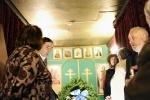 """Похороны Регины Донде, 103-летней болельщицы """"Зенита"""": Фоторепортаж"""