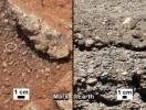 Фоторепортаж: «Марсоход Curiosity нашел древнее русло ручья»