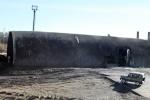 Пожар в ХМАО: Фоторепортаж