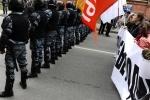 Марш миллионов в Петербурге 15.09: Фоторепортаж