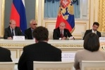 Фоторепортаж: «Путин, Совет по культуре, 25 сентября 2012»