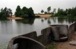 Фоторепортаж: «Озеро-мираж в Солнечном»
