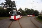 Фоторепортаж: ««Забытые» трамваи на кольце «Карбюраторный завод»»
