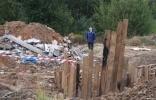 Взрыв газопровода на МКАД 10 сентября 2012 года: Фоторепортаж