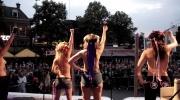 Femen Голландия Кресты крестоповал (2): Фоторепортаж