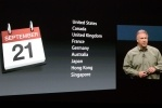 Фоторепортаж: «Новый iPhone 5 – фото с презентации»