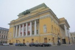 Александринский театр: Фоторепортаж