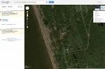 Озеро-мираж в Солнечном: Фоторепортаж