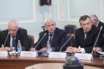 Фоторепортаж: «Полтавченко, заседание по ТЭК»
