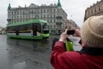 Парад трамваев Петербург : Фоторепортаж