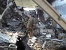 Автовокзал в Белово обрушение : Фоторепортаж