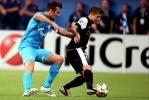 Фоторепортаж: «Зенит - Малага. Лига чемпионов»
