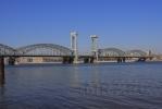 Фоторепортаж: «Финляндский железнодорожный мост»