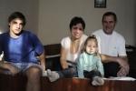 Родовые травмы: семья Сафроновых и Нечаевых: Фоторепортаж